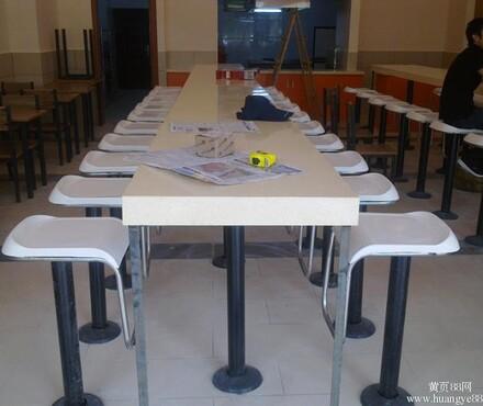 【广西南宁 粉店家具 餐饮家具 南宁鑫顺家具_餐厅桌椅价格|图片】-黄