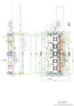 供應各類機械設計機械與實物測繪出圖生產線改造自動化設計軟硬件設計等