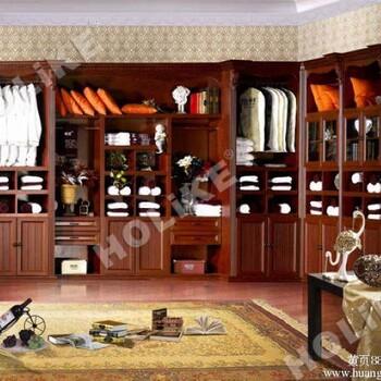 客报价_好莱客整体家居之简欧-红凯撒红衣帽间,品味六月活动季_